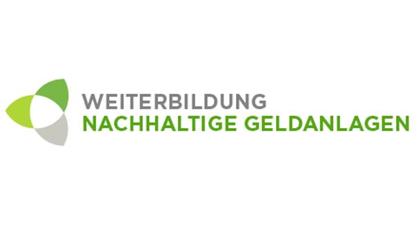 © Logo Weiterbildung Nachhaltige Geldanlangen