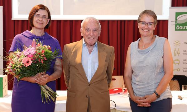 Neue ÖGUT Präsidentin. (c) Katharina Schiffl