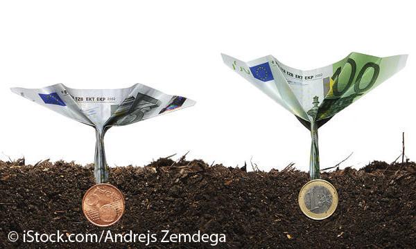 Geldscheine © iStock.com/Andrejs Zemdega